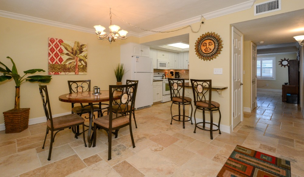 Dining-Kitchen Area